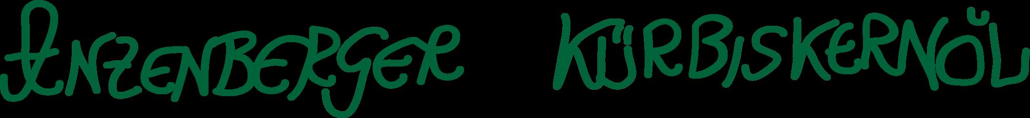 Logo Anzenberger Kürbiskernöl
